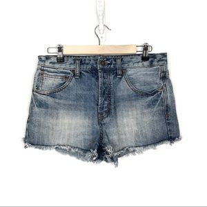 Free People | Rock Denim Uptown Short in Camp